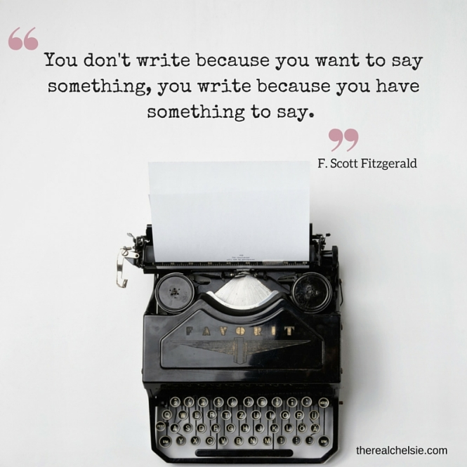F Scott Fitzgerald quotes