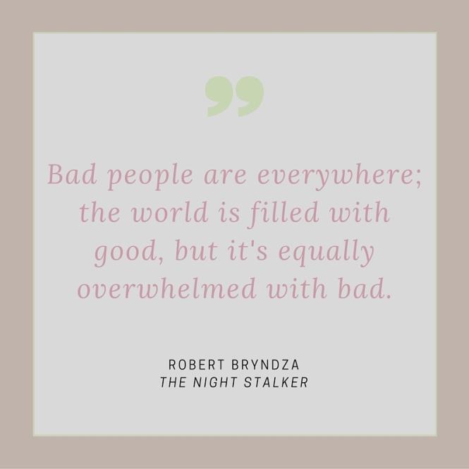 Robert Bryndza quote