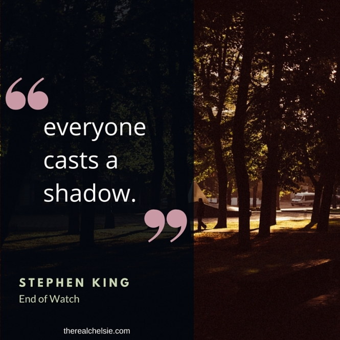 stephen king end of watch quote